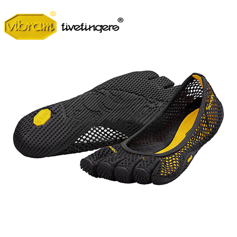 Vibram Fivefingers VI-B Women's Sneakers Non-slip Wear Resistant Five Fingers Indoor Fitness Training Yoga Dance Pilates Shoes
