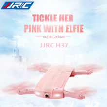 JJR/C JJRC H37 Elfie Mini Pocket Drones Selfie Drone With Camera WiFi FPV Dron Foldable RC Helicopter Headless Mode Quadcopter