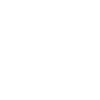 Chaise en fil d'acier/doré/couverture en laine incluse