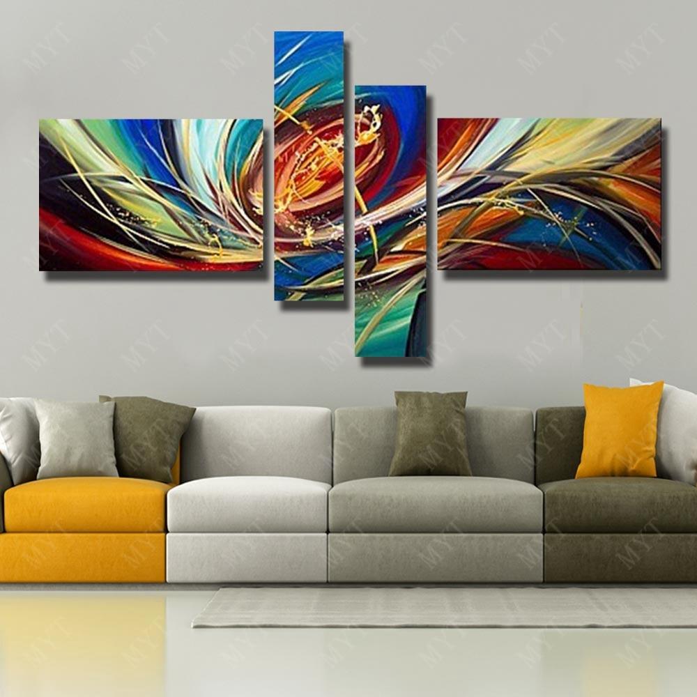 Ελαιογραφία για το σαλόνι του σπιτιού - Διακόσμηση σπιτιού - Φωτογραφία 6