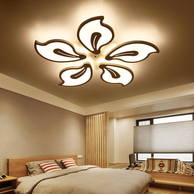 Online shop new modern led ceiling lights for living room bedroom new modern led ceiling lights for living room bedroom dining room acrylic iron body indoor home ceiling lamp lighting fixtures aloadofball Image collections