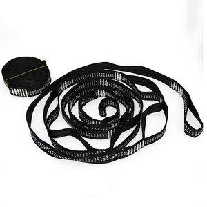 Image 3 - Sangle de hamac Super forte accrochant la ceinture de hamac Acehmks pour camper, voyager, corde accrochante portative darbre 300X2.5 CM 440g