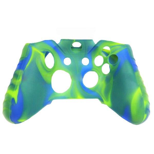 Grün Weiche Silikon-schutzhülle Für Microsoft Xbox One Controller 100% Original Videospiele Videospielkonsolen