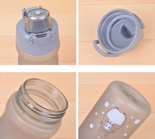 Studio Ghibli My Neighbor Totoro – 500ml/600ml Cap Bottle BPA Free