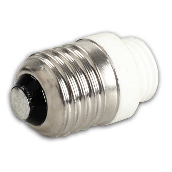 E27 to G9 Base LED Halogen Light Lamp Bulb Adapter Converter Base Socket QP2