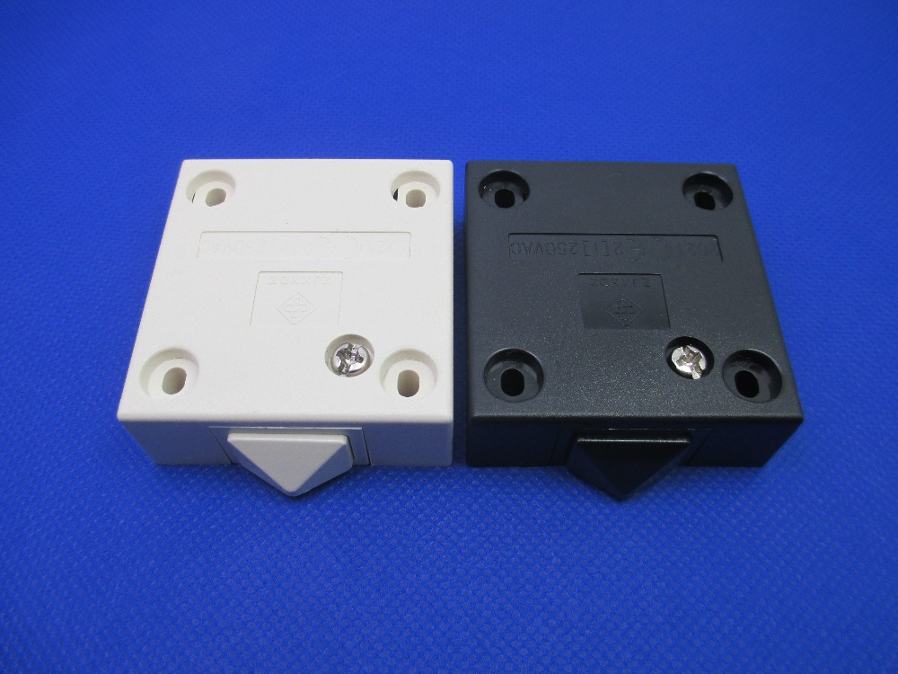 202 control switch closet doors / Wardrobe switch / sliding door switch high quality normally closed switch  10pcs