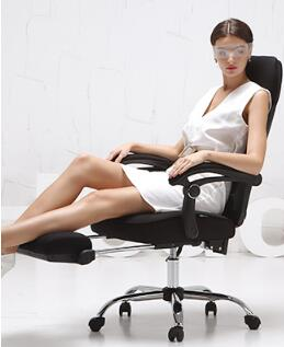Boss Chair. Real Leather Reclining Massage Chair...ift Office Chair.02