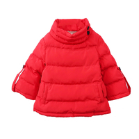 Winter Jacket For Baby Girls 2 3 4 5 6 7 8 9t Coats Red Brand