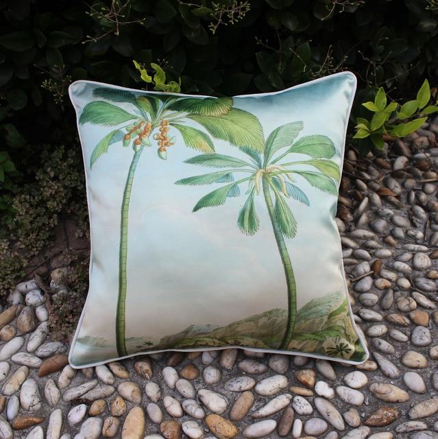Superieur VEZO HOME Print Palm Coconut Tree Sofa Cushions Cover Throw Pillows Cover Chair  Seat Pillow Case
