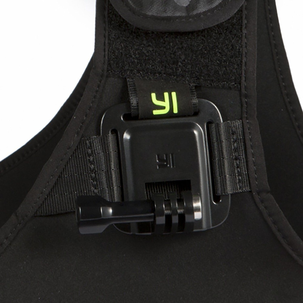 YI Chest Mount For YI Action Camera Black camo For Sports Camera-3