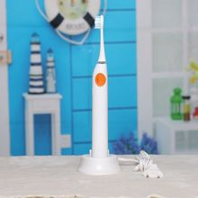 Oral Hygiene Dental Care TB-1206 IPX7 Waterproof Rechargeable Electric Toothbrush with extra 2 set brush head