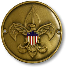 Cheap custom award medals high quality U.S. awards  hot sales usa military medal low price Eagle Medal FH810315