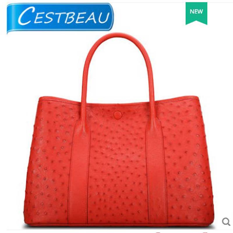 Cestbeau South Africa import KK Ostrich leather women