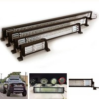 Car accessories High Power 5 Rows OffRoad 10 24 32 42 52 Inch Led Light Bar For Jeep Hummer 4X4 SUV Ford Pickup Truck 12V 24V