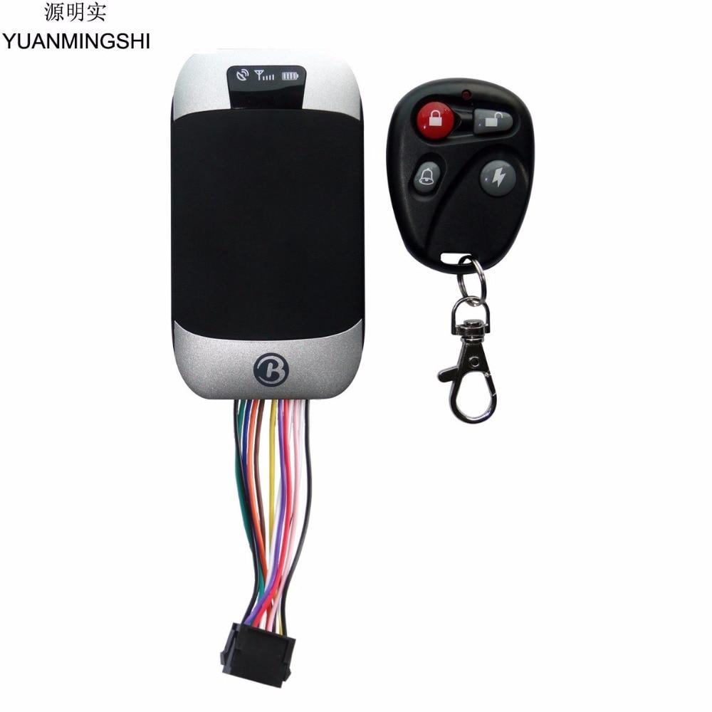 Yuanmingshi автомобиля GPS трекер реального времени Google Карты двойной мониторинг позиционирования