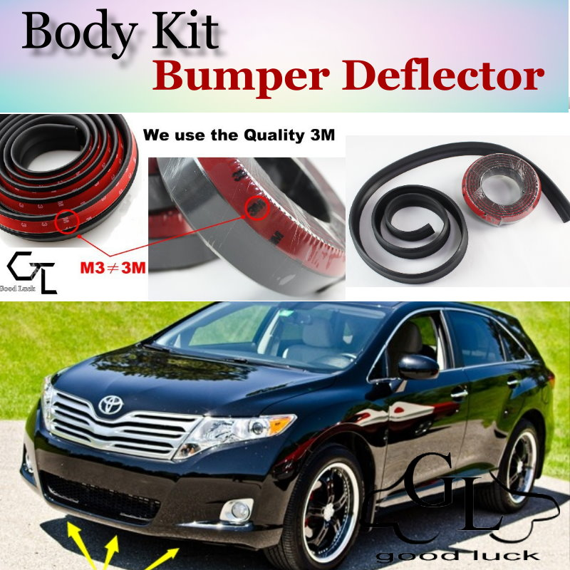 ∞Car Scratch Proof Adhesive Strip For TOYOTA Venza 2008~2015