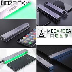 MEGA-IDEA 画面ダスト上映ランプ明確かつ便利にアンチスキッド画面指紋スクラッチ画面変更ツールダストランプ