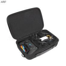 Bolsa de armazenamento para drone, bolsa de ombro para drone tello/controle remoto, acessórios para drones dji tello