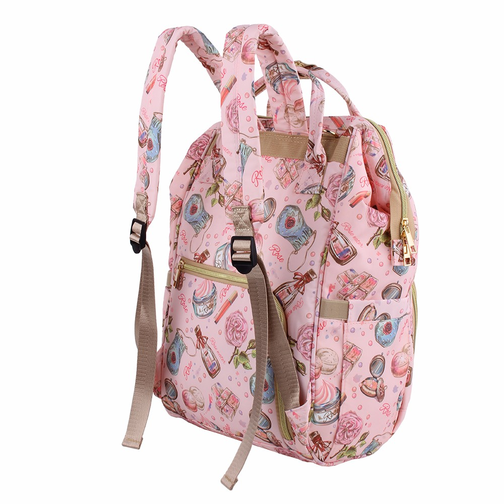 Brand New Maternity Bag Large Capacity Baby Care Diaper Bag Backpack Desiger Baby Bag For Bottle Feeding Carriage Baby Stuff