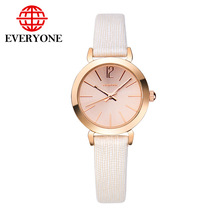 High Quality Leather Noctilucent Waterproof Watch Women Ladies Elegant Fashion Quartz Wristwatches Number Watches Christmas gift