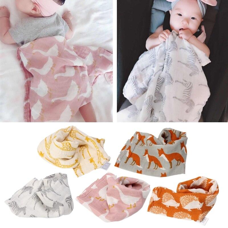 Mutter & Kinder Diszipliniert 60x60 Cm Baby Baumwolle Handtücher Schal Junge Mädchen Taschentuch Baden Fütterung Gesicht Waschlappen Lebensmittel Spuck Saubere Tücher Attraktives Aussehen