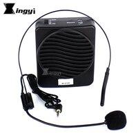 25 W Tailleband Luidspreker Met Microfoon Voice Versterker Draagbare Booster Megafoon Mini Speaker Voor Specch Onderwijs Tour Guide