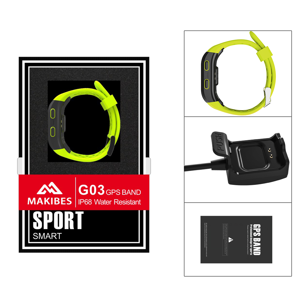Makibes G03 gps band Smart Bracelet (26)