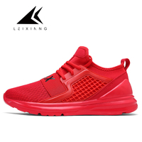 Oulan Marque Boot Homme Sneakers Sport Chaussures Super Léger Automne Rouge Tnis Masculino Esportivo Hommes de Course des Chaussures Low Top Sneakers