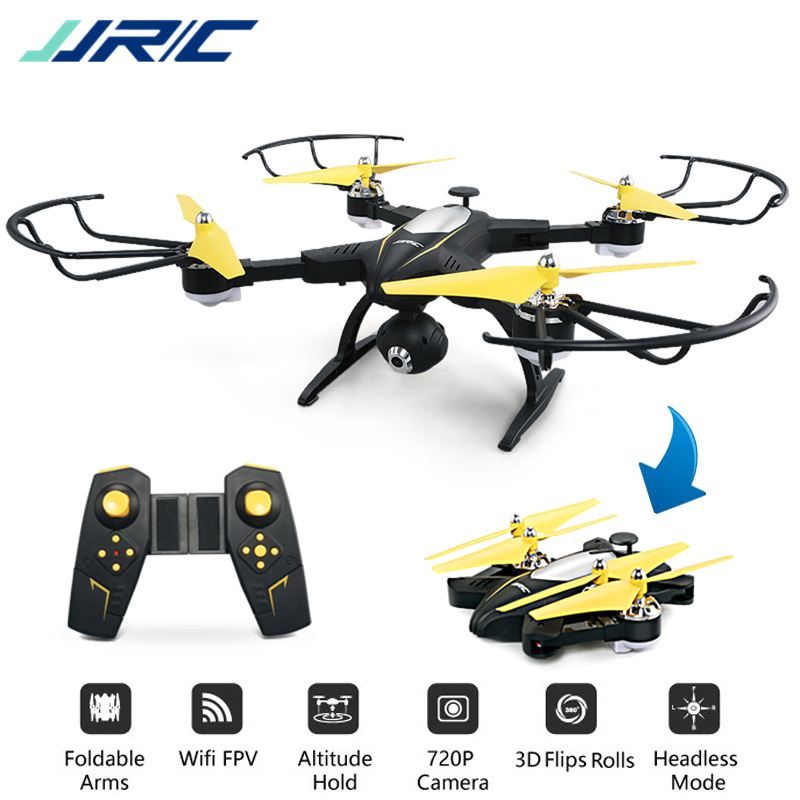 JJRC H39WH H39 Foldable RC Quadcopter Wifi FPV 720P Camera Altitude Hold Headless Mode 3D Flip APP Control VS Eachine E58 Toys jjrc h12wh wifi fpv with 2mp camera headless mode air press altitude hold rc quadcopter rtf 2 4ghz