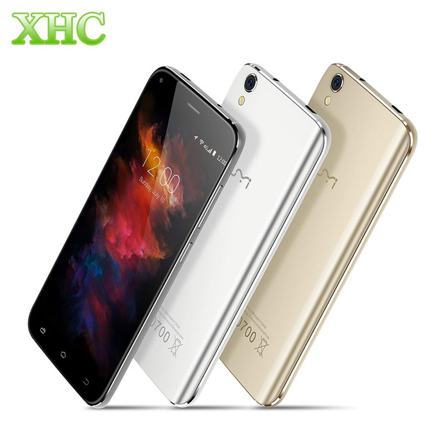 UMI Diamond 16GB 4G 5.0 inch Android 6.0 1280*720 Smartphone MTK6753 Octa Core 1.5GHz RAM 3GB Cellphone 2650mAh OTG Mobile Phone