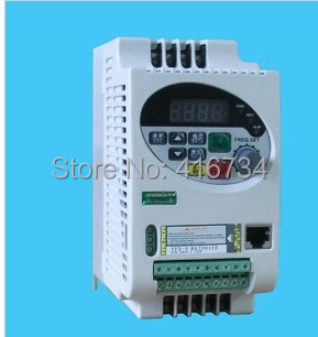 цена на VFD-V E-Vista Vector Frequency invertor NEW frequency converter 220v 0.75kw 750w Free shipping