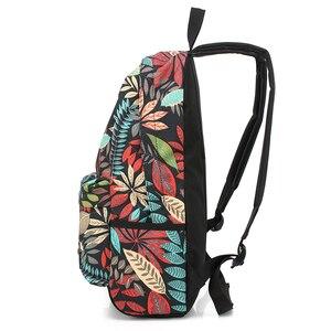 Image 4 - Mochila escolar de viagem para meninos, bolsa grande com estampa para estudantes à prova dágua