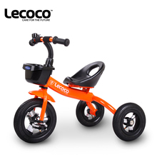 Lecoco Children Tricycle Kid s Bicycle for 3 6 Years Baby Ride on Stroller
