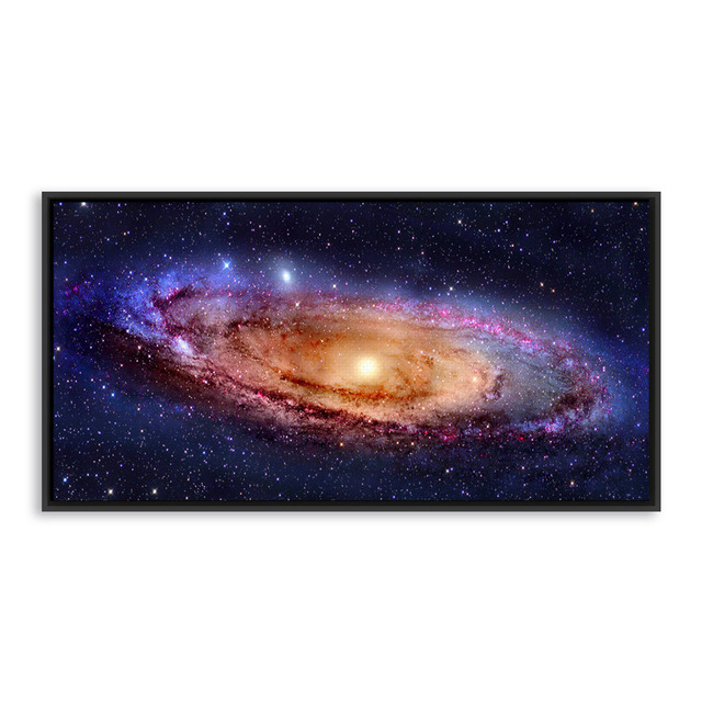 Modern Space Hubble Universe Galaxy Black Hole Photo A4 Large Art Print Poster Wall Picture Canvas Painting No Framed Home Decor