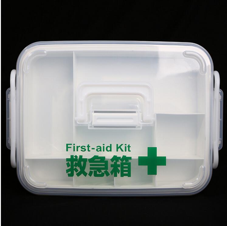 все цены на Medicine box plastic safety pharmacy household medicine box