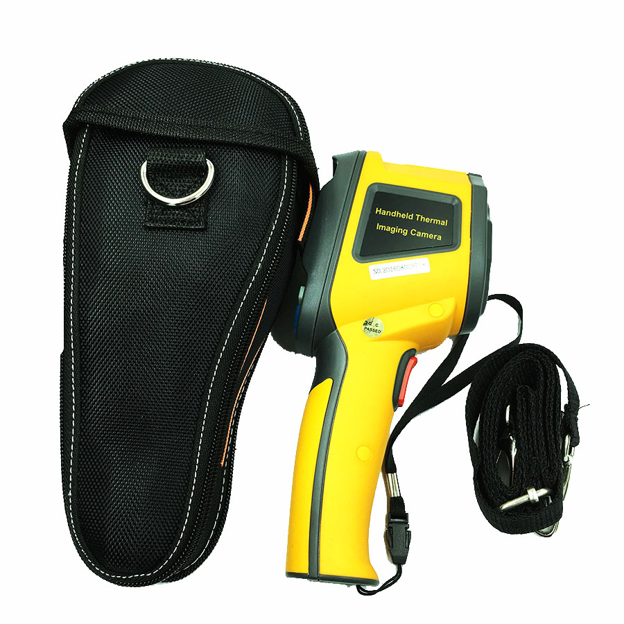 Digital Fixed Focal Thermal Sensing Infrared Thermal Imager with Full-Color Screen 4