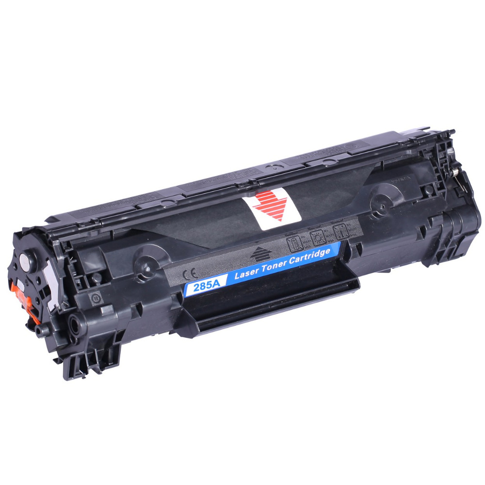 Black Toner Cartridge 1600 pages For HP CE285A For HP Laserjet pro M1132 M1210 For HP LaserJet P1100 P1102 P1102W cs rsp3300 toner laser cartridge for ricoh aficio sp3300d sp 3300d 3300 406212 bk 5k pages free shipping by fedex