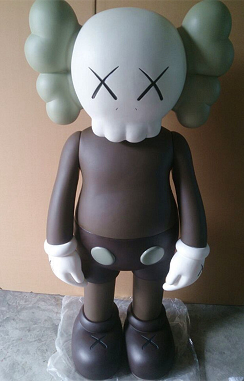 New arrival kaws 4ft companion normal version factory samples action figure toys-no dissected originalfake kaws 4ft kaws dissected 1 1 kaws toys for home decoration factory sample