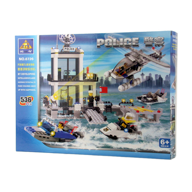 Viewseaborne 6726 assembling toys