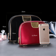 купить New Big Capacity Cosmetic Bag Receive Bag High Quality Exquisite Simple Portable Travel Wash Bag Mobile Phone Coin Make Up Bags дешево
