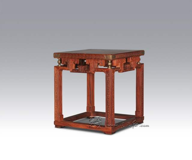 Incredible Stools With Chi Design Living Room Low Console Table Burma Rosewood Chinese Classical Antique Furniture Solid Wood Square Bench Inzonedesignstudio Interior Chair Design Inzonedesignstudiocom