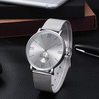 Splendid 2016 New Design Electronic Watch Ladies Fashion Women Crystal Stainless Steel Analog Quartz Wrist Watch
