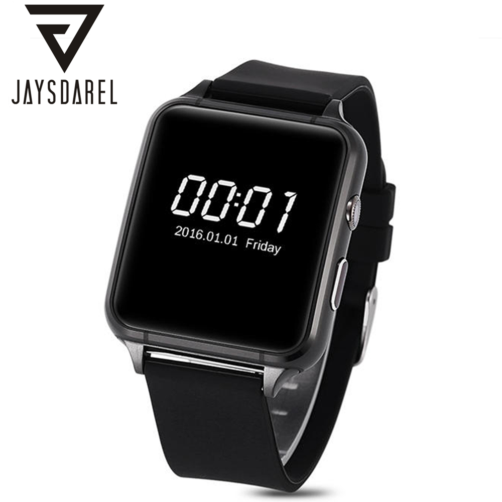 JAYSDAREL Z99 3D Arc Screen Smart Watch Phone Support Nano SIM Card Heart Rate Monitor Camera Fitness Tracker for Android iOS fashion s1 smart watch phone fitness sports heart rate monitor support android 5 1 sim card wifi bluetooth gps camera smartwatch