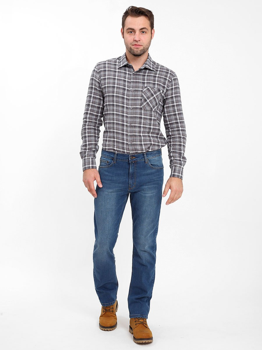 [Available from 10.11] F5  Blue denim Prix str w medium 185008 джинсы женские f5 цвет темно синий 160139 19202 blue denim xot str w dark размер 28 32 44 32