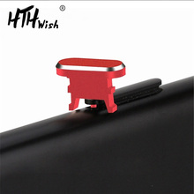 Accessories For phone Dust Plug Metal Charge Post SIM Card Needle Dual use iphone XR 7 8 X 5 6 6S Plus plug dust