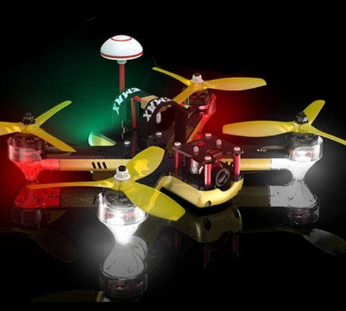 Emax Nighthawk Pro 200 200mm F3 FPV Racing Drone PNP with 5.8G 48CH 25-200mW VTX 600TVL CCD Camera (6)