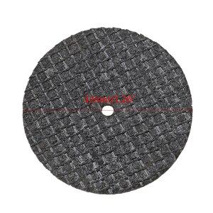 Image 5 - 50Pcs Fiberglass Tool Abrasive Cutting Disc Cut Off Wheel with 4 Mandrels Rotary  Y103