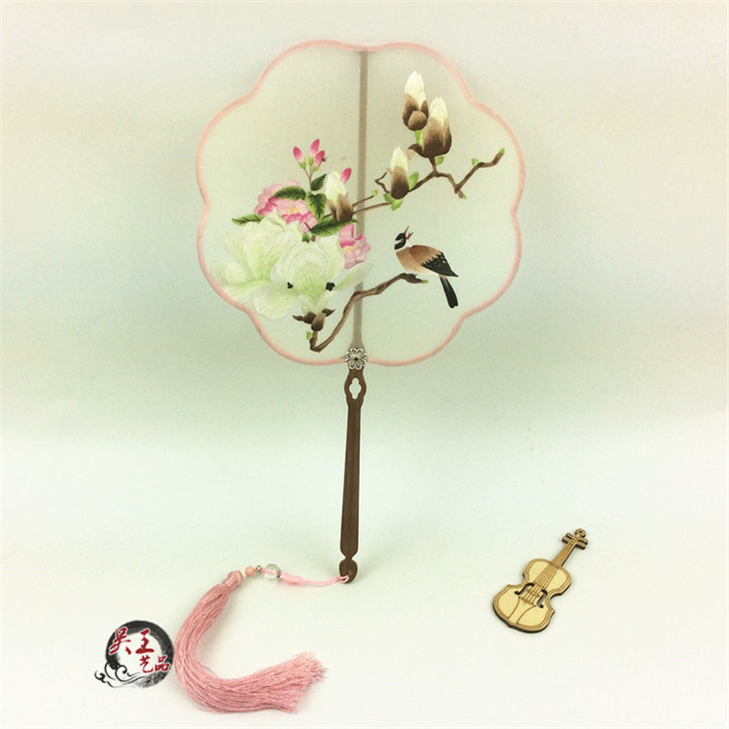 Suzhou embroidery double-sided products