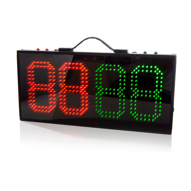 Digital Football Time and Sub Display Board