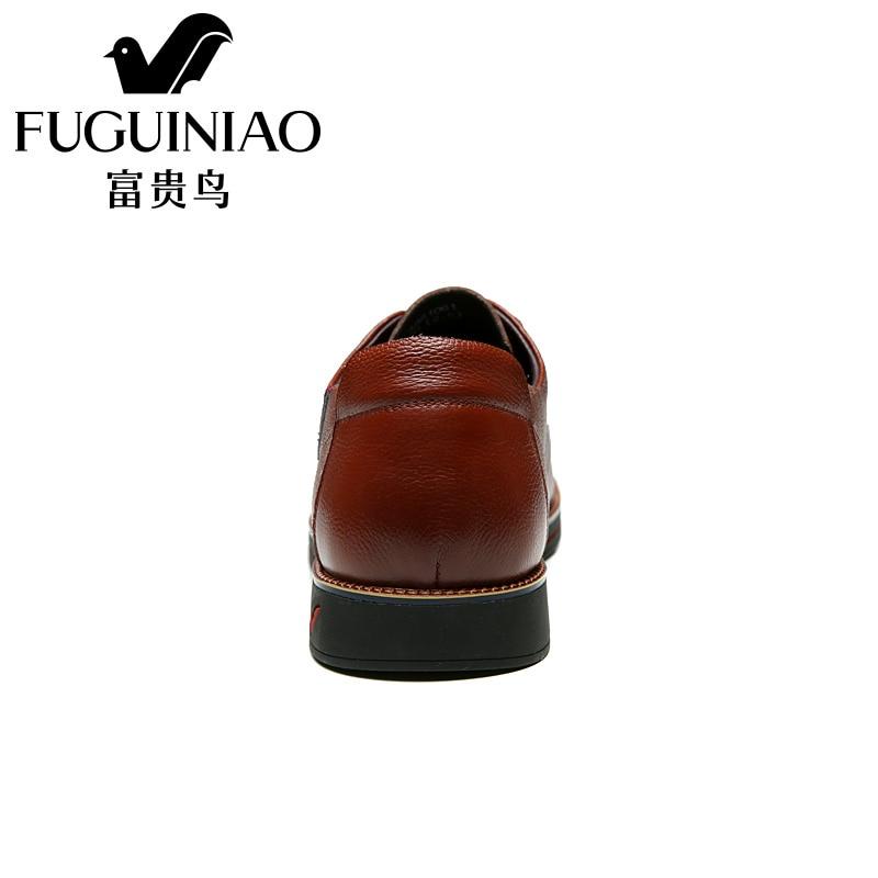 D'affaires Hommes formes Hombre Cuir Sapato Zapatos Plates Robe brown Casual Masculino En Chaussures Mode Black Appartements Chaussure Formelle Véritable Loisirs RnxvXq